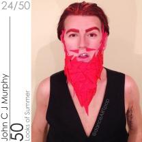 Paper Mache Beard