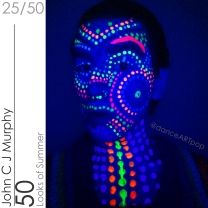 Blacklight Dots