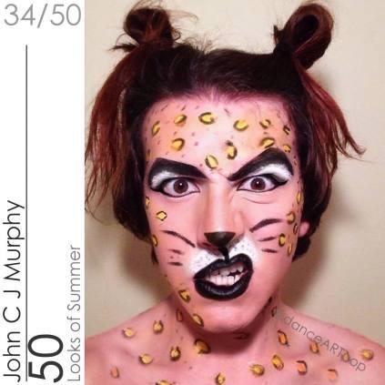 Katmanluv Inspired Leopard